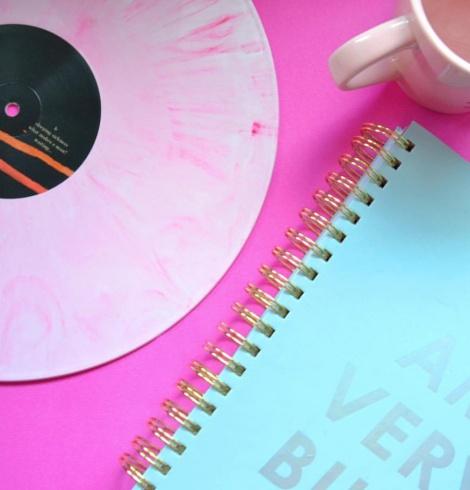 Coloured Vinyl Collection