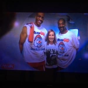 JYD, PaigeBackstage & Snoop Dogg on etalk
