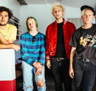 At The Barricade With SWMRS