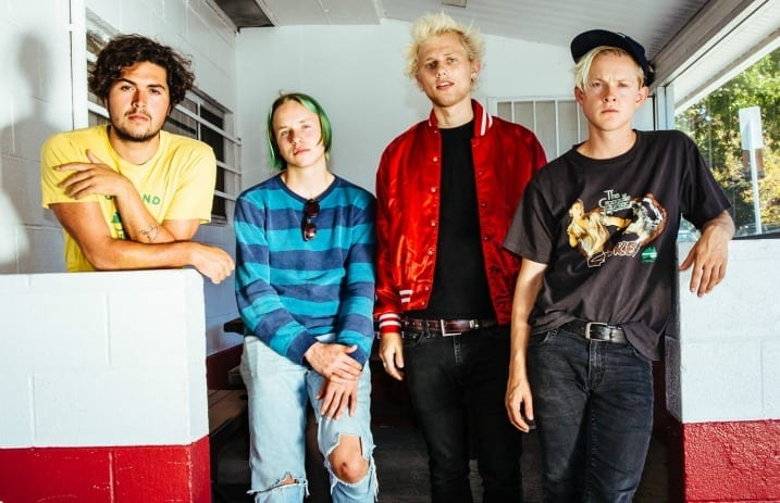 Interview with SWMRS // PaigeBackstage.com