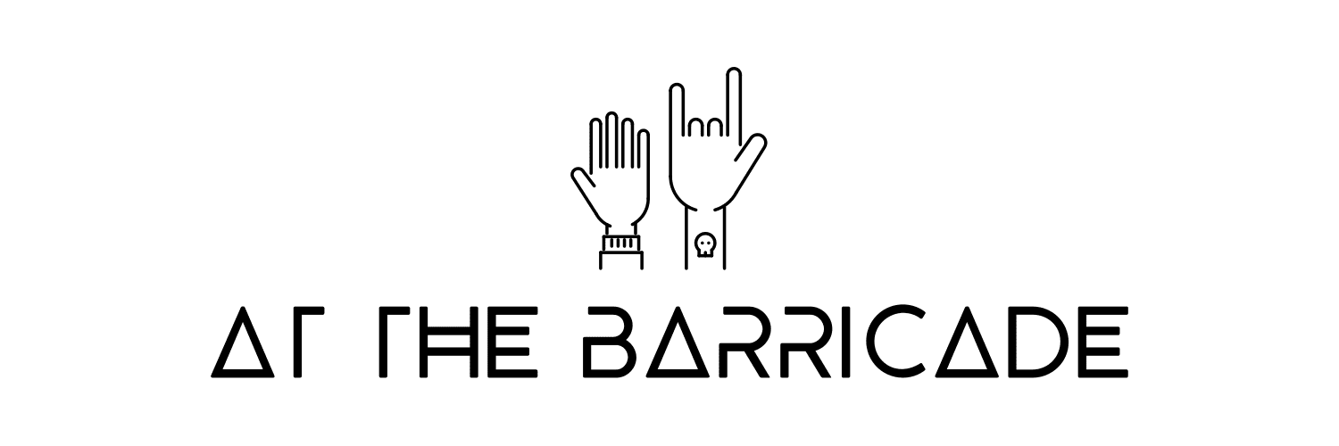 At The Barricade logo