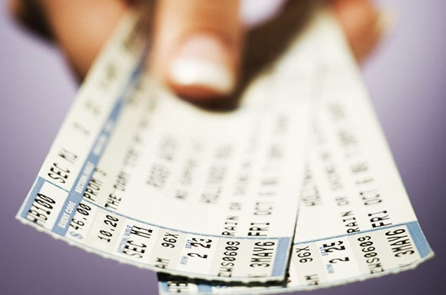 How To Make Quick Money For Concert Tickets // PaigeBackstage.com