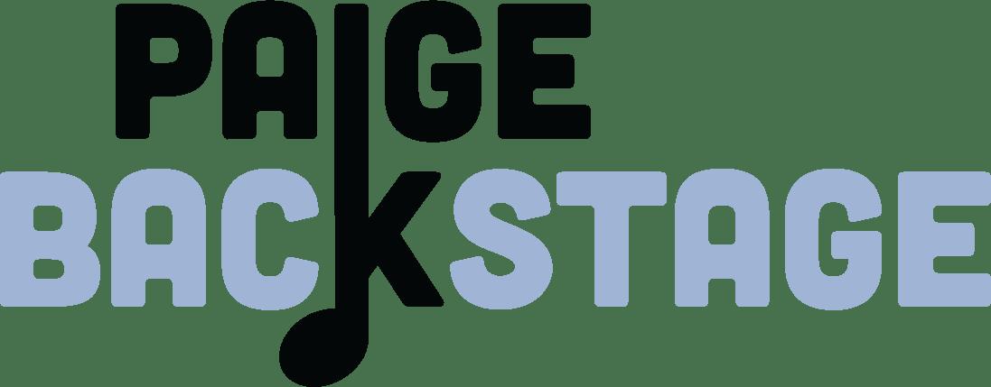 PaigeBackstage