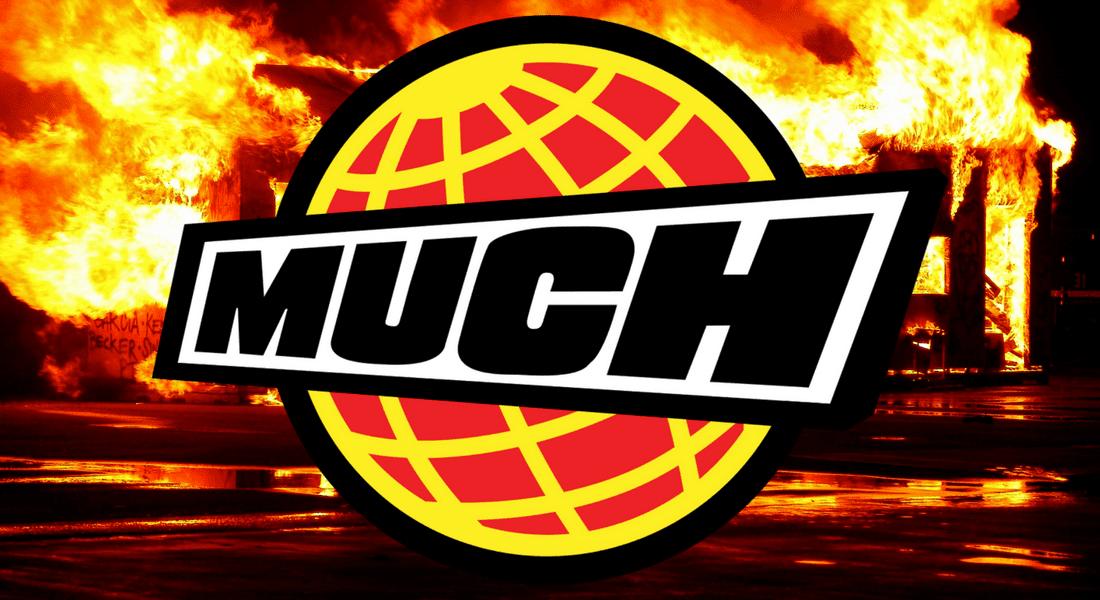 R.I.P. MuchFACT ♡ PaigeBackstage.com