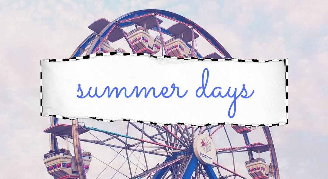 Playlist ♡ Summer Days