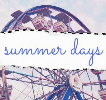 Playlist ♡ Summer Days
