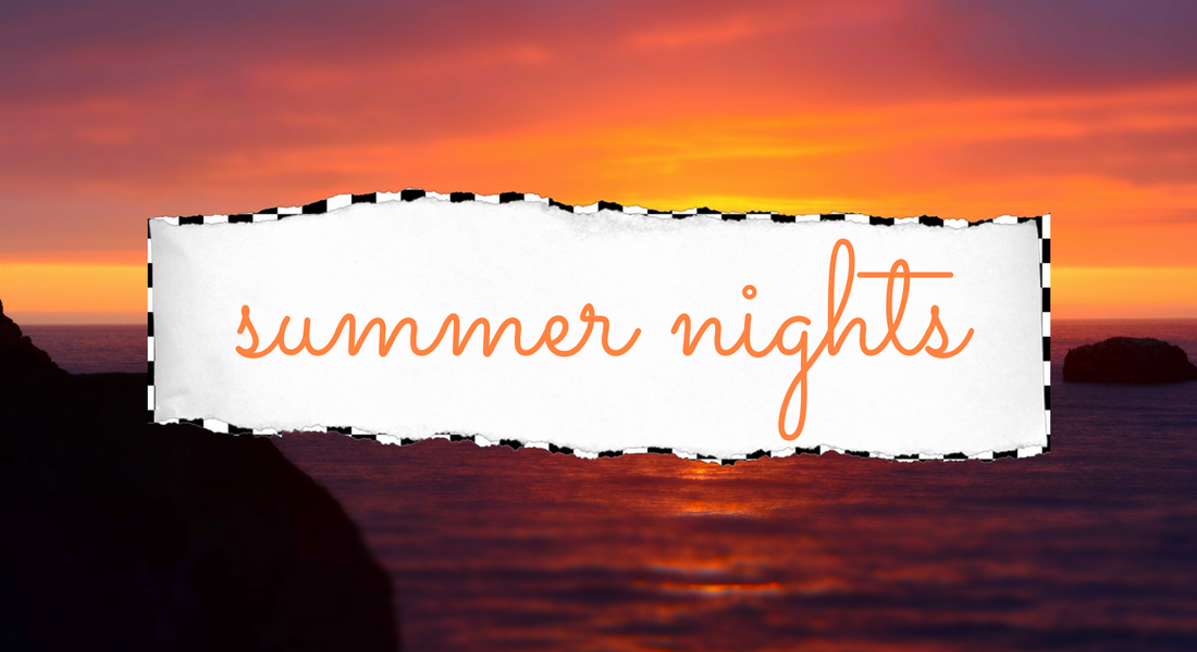 Playlist ♡ Summer Nights