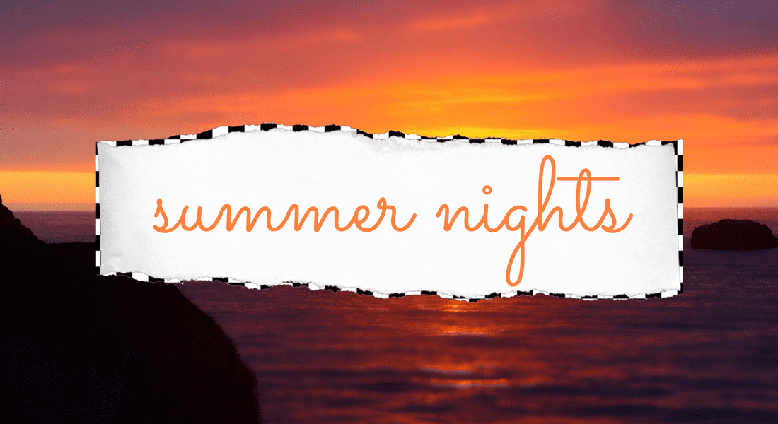 Looking for new music for your summer adventures? Here are 8 songs to soundtrack your Summer Nights ♡ PaigeBackstage