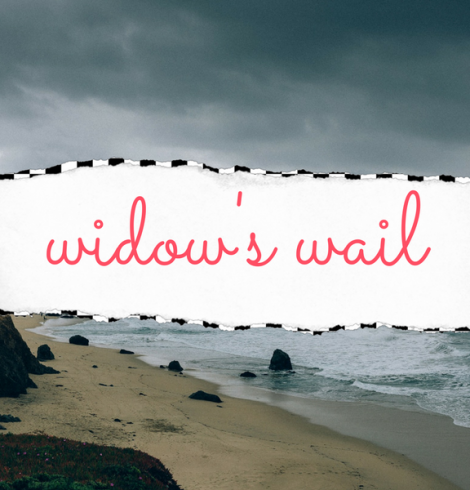 Playlist ♡ Widow's Wail