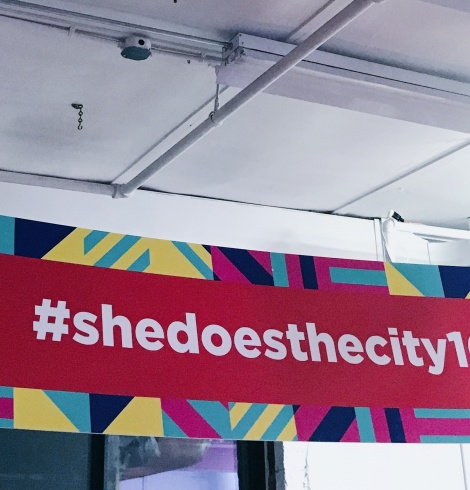 Three Cheers for Ten Years, SheDoesTheCity!