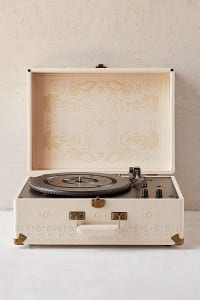 Floral Embossed Crosley Cruiser