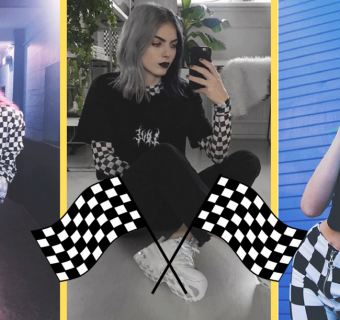 Current Obsession: Checkerboard
