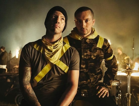 Twenty One Pilots press image 2018
