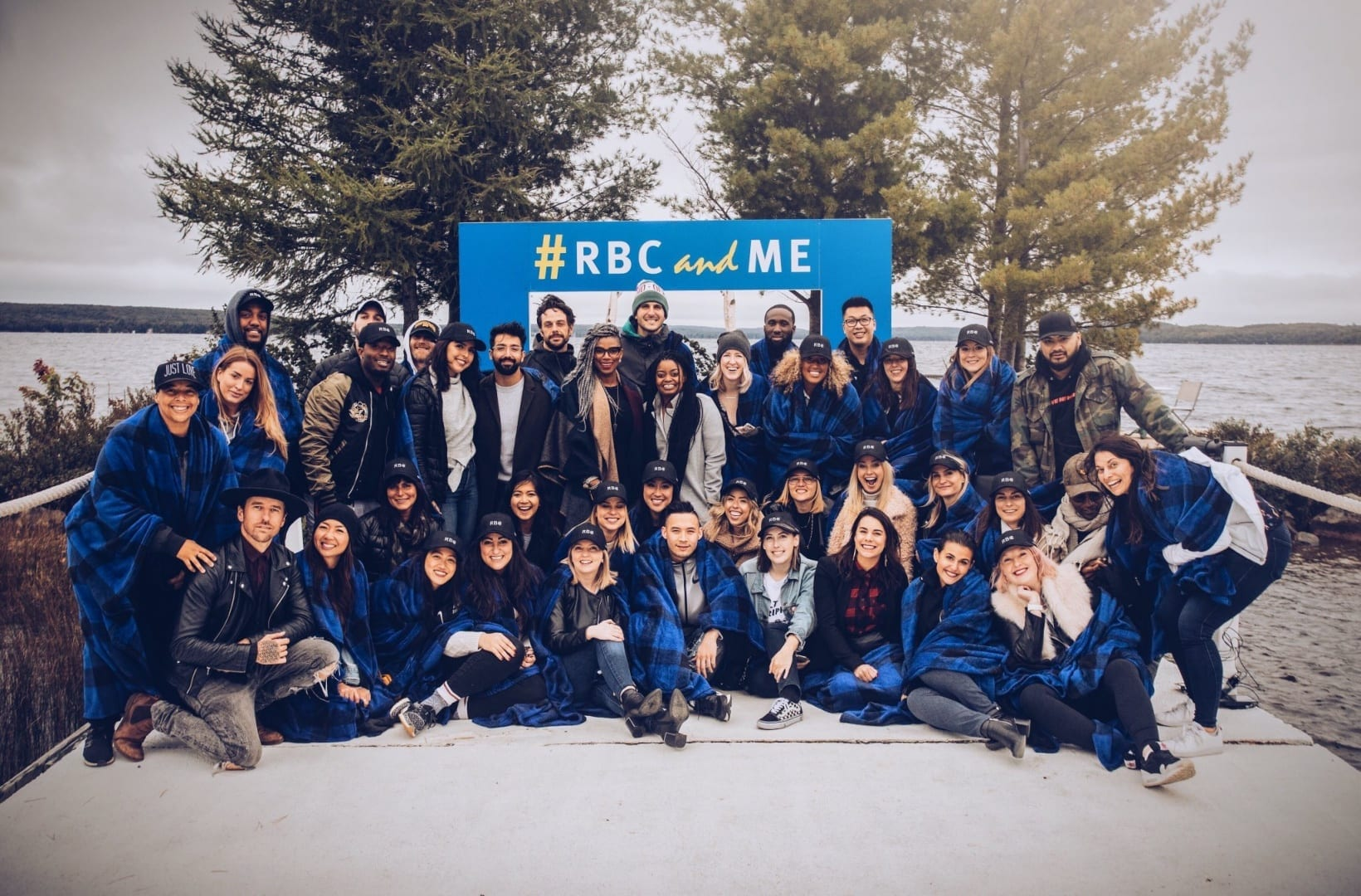 Notable Life x RBC #RBCandME group shot