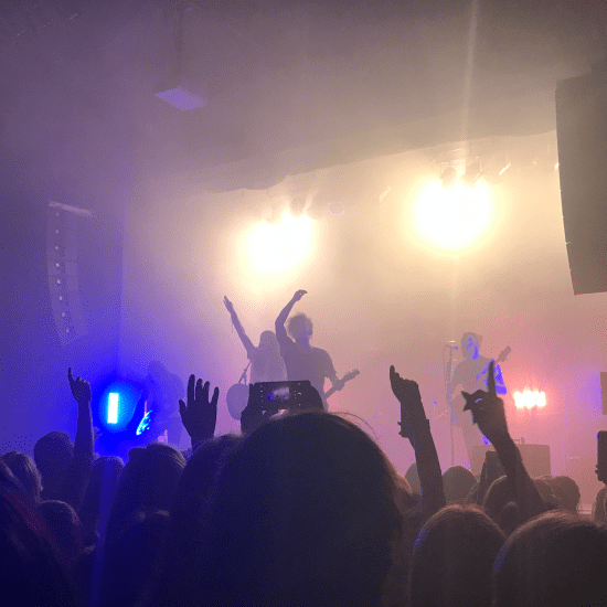 Mayday Parade at The Phoenix Concert Theatre Toronto 2018