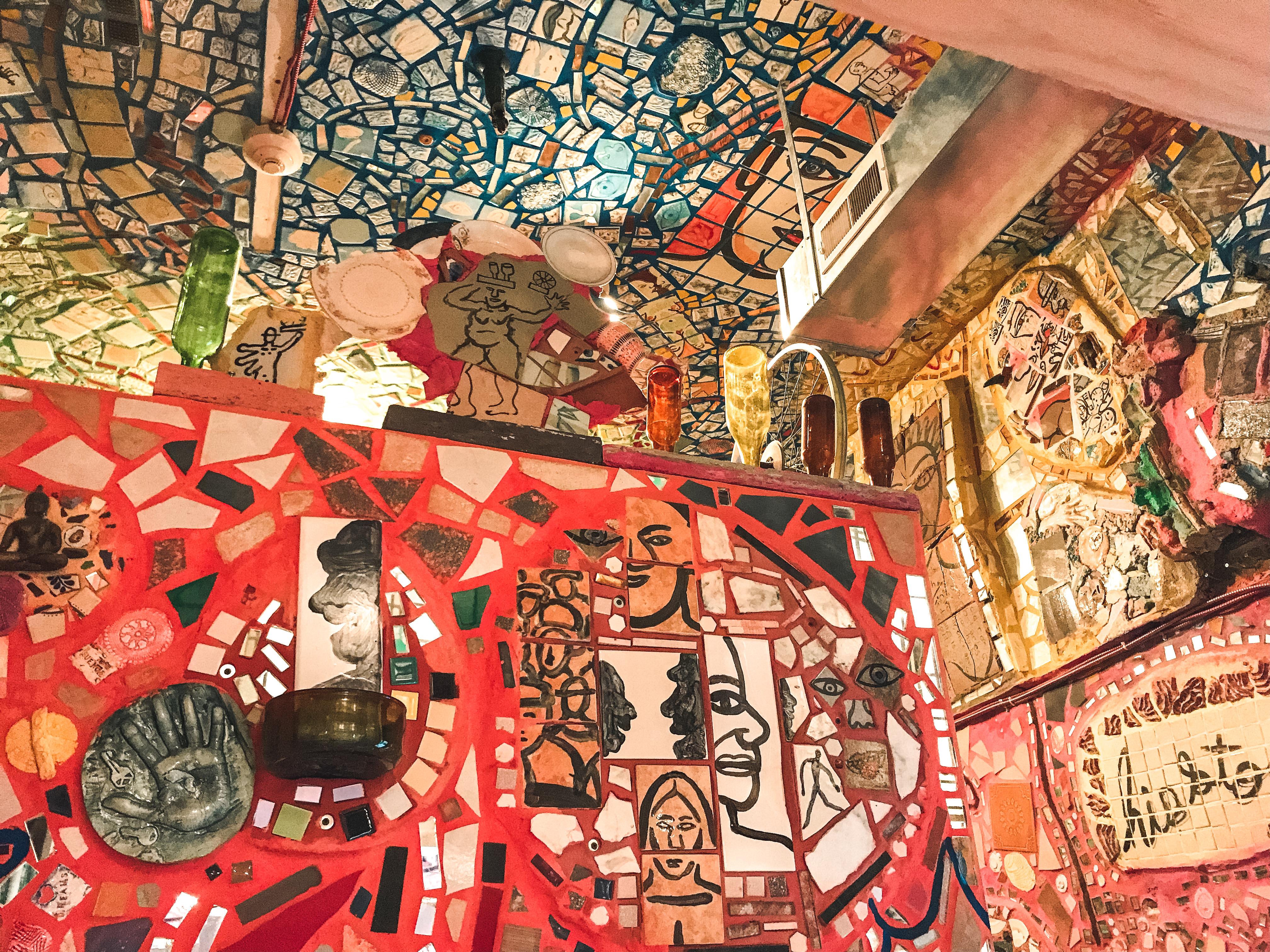 Visit Philly trip - Philadelphia's Magic Gardens