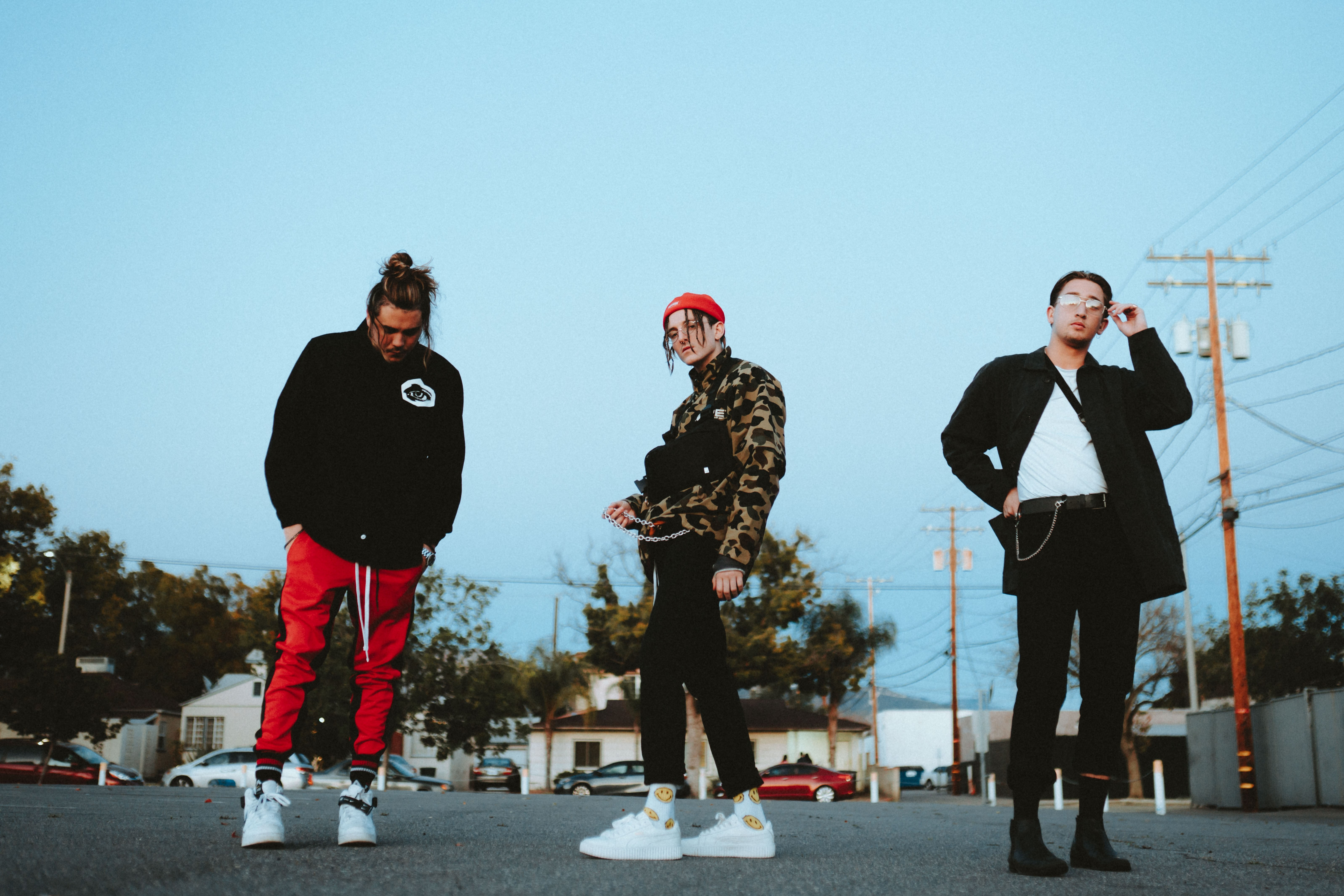 Chase Atlantic press photo 2019